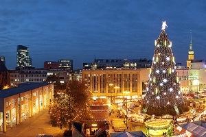 Dortmund Weihnachtsmarkt.Der Weihnachtsmarkt In Dortmund Mamilade Ausflugsziele