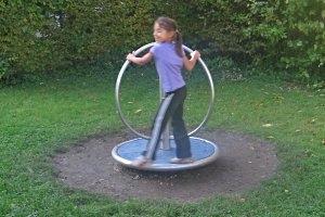 Spielplatz im Leutewitzer Park Dresden