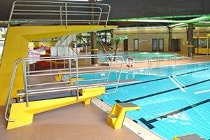 Schwimmen im Eifelbad (c) Eifelbad Bad Münstereifel