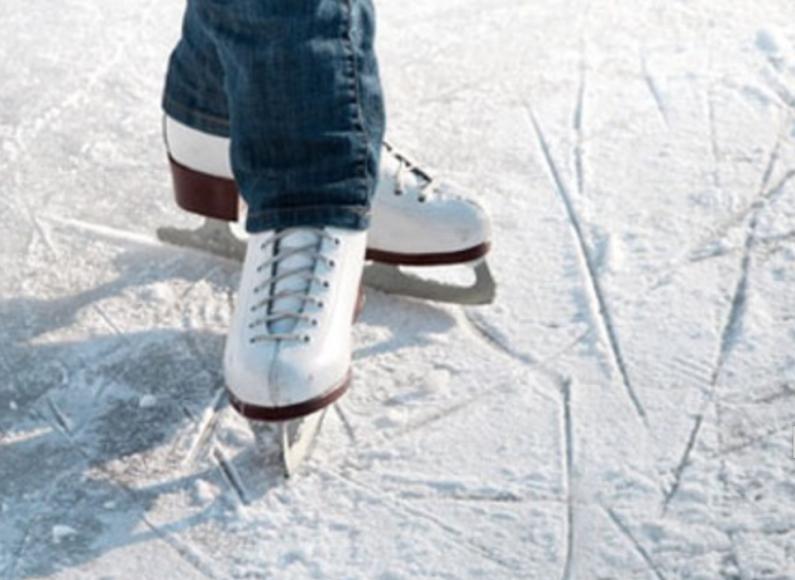 Symbolfoto Eissporthalle Wiehl