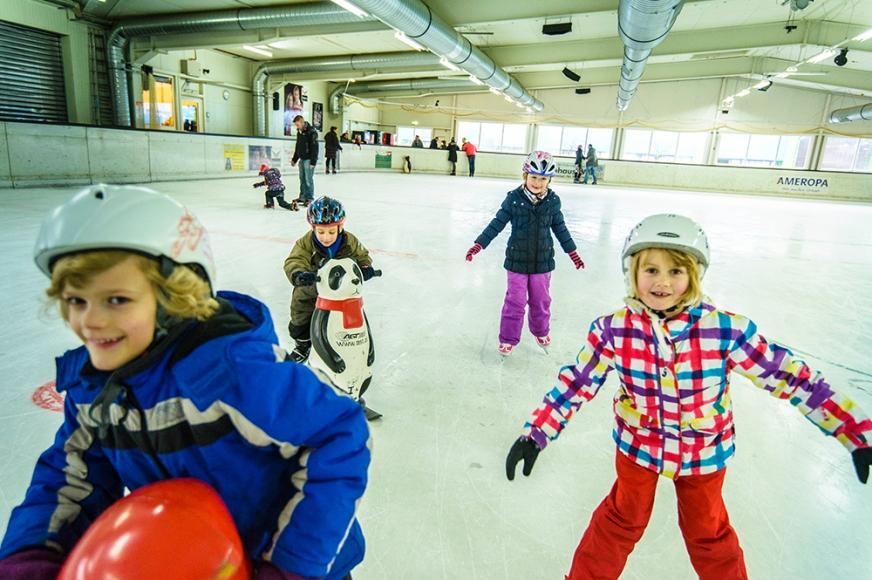 Eislaufhalle in Bad Sachsa