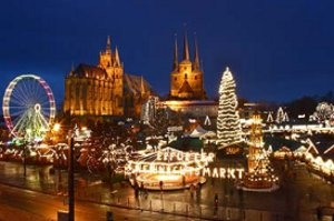 Weihnachtsmarkt Erfurt.Weihnachtsmarkt Erfurt Mamilade Ausflugsziele
