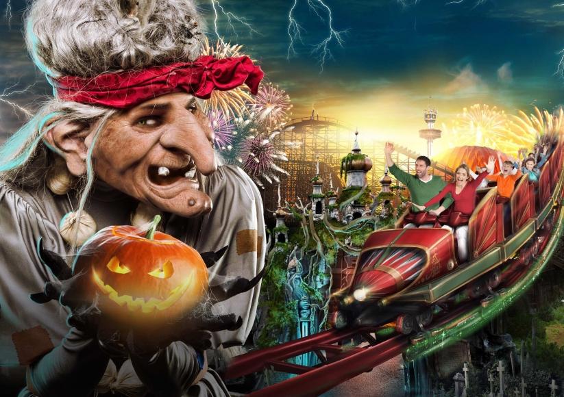 Grenzenloser Halloween Spaß Im Europa Park Mamilade Ausflugsziele