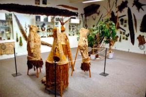 Expeditionsmuseum Werner Freund in Merzig