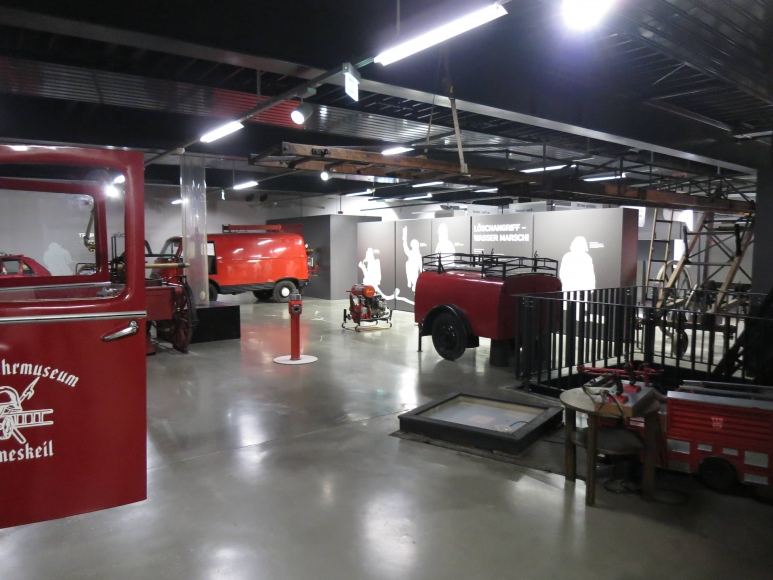 Feuerwehr Erlebnis Museum