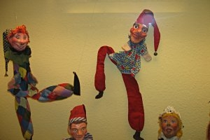 Moussong - Theater mit Figuren- in Augsburg