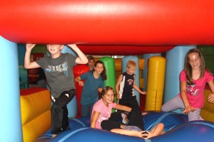Kindergeburtstag (c) flip -  Spiel- und Sportzentrum Göttelborn