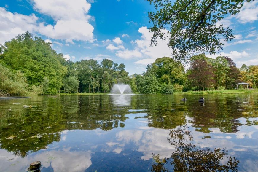 Fredenbaumpark in Dortmund