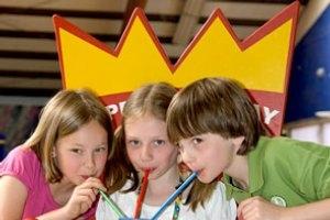 Kindergeburtstag im Kinder Galaxie in Freiburg (c) KinderGalaxie Freiburg