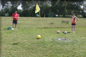 Fußballgolf Walsrode