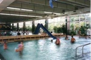 Aktiv in der Schwimmhalle Gablenz(c) Schwimmhalle Gablenz