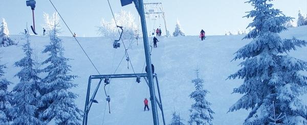 Skigebiet Sonnenberg