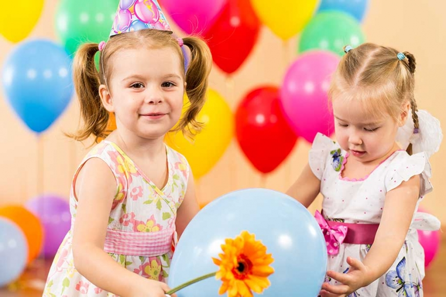 Kindergeburtstag in Dodis Spielparadies in Kaltenkirchen