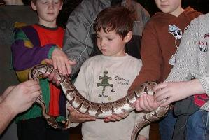 Kindergeburtstag im Zoo Neuwied