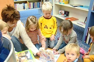 (c) Erlebnisbibliothek Großbreitenbach