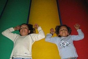 Kindergeburtstag im Coco Loco Kinderwelt
