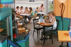 Café Hadrys in Magdeburg