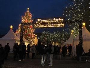 Weihnachtsmarkt in Hennigsdorf