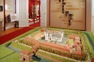 Modell im Historischen Museum Aurich