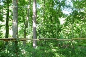 Hoga Hochseilgarten Geesthacht (c) alex grom
