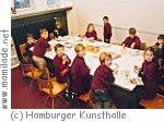 Hamburger Kunsthalle Kindergeburtstag