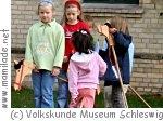 Kindergeburtstag Volkskunde Museum Schleswig