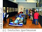 Kindergeburtstag im Sport und Olympia Museum