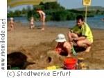 Strandbad am Stotternheimer See Erfurt
