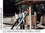 """Abenteuerspielplatz """"Großes Holz"""" in Zeven"""