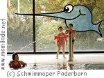 Kindergeburtstag in der Schwimmoper Paderborn