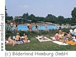 Freibad Osdorfer Born  in Hamburg