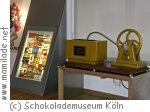 Schokoladenmuseum Köln - Verpackung