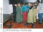 Ritterhaus in Osterode - Rallye