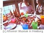 Kindergeburtstag im AM - Altonaer Museum in Hamburg