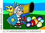 Kindergeburtstag im Kuddeldaddeldu  in Chemnitz/Röhrsdorf