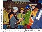 Kindergeburtstag im Deutschen Bergbau-Museum