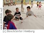 Kindergeburtstag im BeachCenter Hamburg