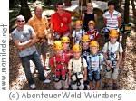 Kindergeburtstag Abenteuerwald Würzberg