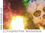 Familien-Halloween im Kurpfalz-Park Wachenheim