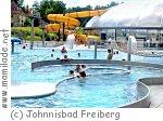 Freibad Johannisbad in Freiberg