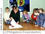 Pfalzgalerie in Kaiserslautern: Kunst für Kinder