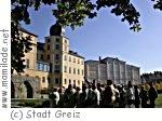Schlossrundgang um das Obere Schloss Greiz mit Märchenquiz
