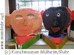 Kindergeburtstag im Kunstmuseum Mülheim/Ruhr