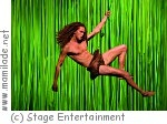 Theater Neue Flora in Hamburg: Disneys Tarzan