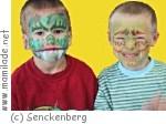 Kindergeburtstag im Naturmuseum Senckenberg