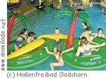 Kindergeburtstag im Hallenfreibad Godshorn
