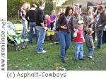 Kindergeburtstag bei den Asphalt-Cowboys