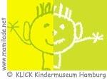 Kindergeburtstag im KL!CK Kindermuseum Hamburg