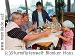 Büsum Blanker Hans Restaurant