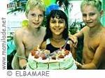 Kindergeburtstag im Elbamare - Erlebnisbad Dresden